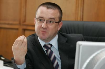 Blejnar are alergie la Ponta si demisioneaza de la ANAF