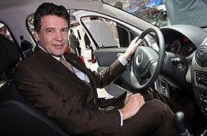 Fourmont: Criza economica nu a afectat prea mult Dacia