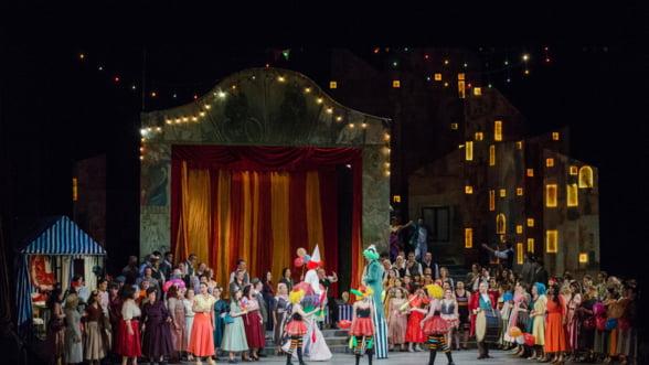 Francesco Anile, invitat in Cavalleria Rusticana & Pagliacci, in regia lui Ion Caramitru, pe scena Operei Nationale Bucuresti