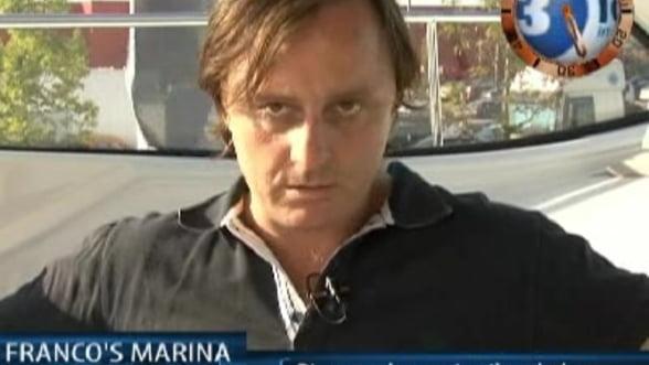 Francesco Fischetti, ceo Franco''s Marina