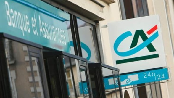 Francezii de la Credit Agricole trebuie sa injecteze alte 700 mil euro in Emporiki Bank