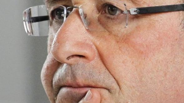 """Francois Hollande pentru Merkel: """"seriozitate bugetara da, austeritate pe viata, nu"""