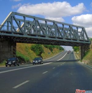 Franta anunta ca are 840 de poduri in pericol de prabusire. La noi, in schimb, toate sunt in regula