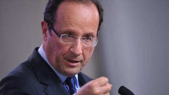 Franta reduce cheltuielile cu 10 miliarde de euro in 2013