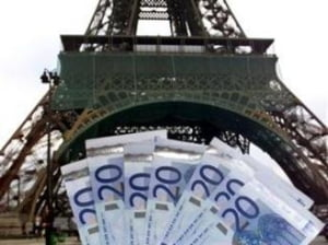 Franta reduce cheltuielile pentru scaderea deficitului bugetar