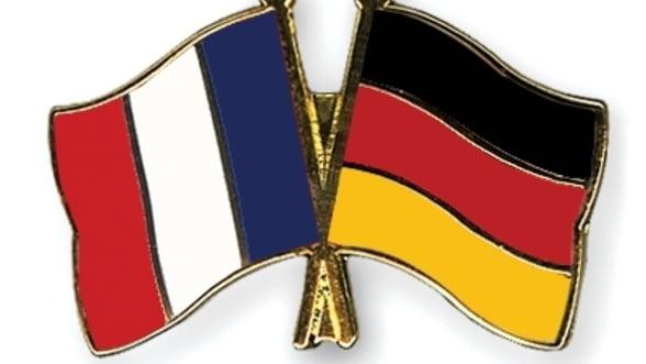 Franta si Germania isi reafirma angajamentul de a reforma zona euro