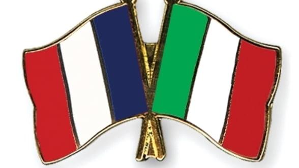 Franta si Italia impartasesc o pozitie comuna in privinta crizei euro