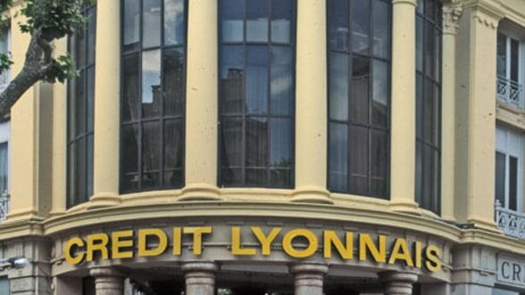 Franta va imprumuta 4,5 miliarde de euro pentru a stinge datoriile generate de prabusirea Credit Lyonnais