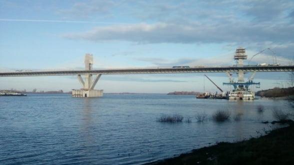 Fratia romano-bulgara: inca un pod si o hidrocentrala pe Dunare