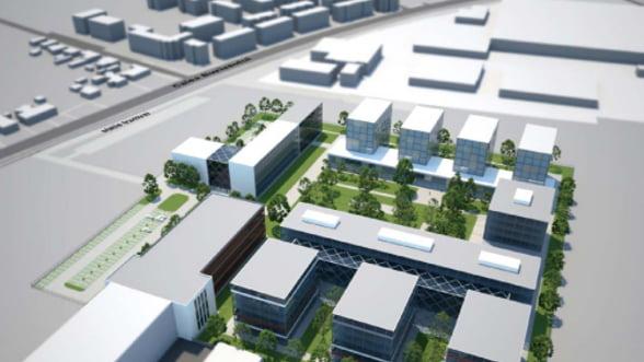 Fratii Cristescu investesc 20 de milioane de euro intr-un complex de birouri in Timisoara