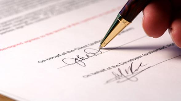 Frauda bancara - Ghetea: Exista in continuare riscul sa apara documente false
