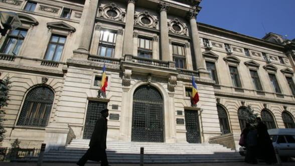 Frauda bancara - Serbanescu: Sa speram ca BNR nu e complice