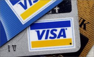 Frauda cu carduri Visa, de opt ori mai mica in Romania decat in Europa
