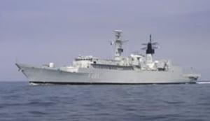 Fregata Regele Ferdinand a intrat sub comanda NATO si face misiuni in Mediterana