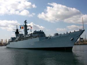 """Fregata Regele Ferdinand, un excelent """"ambasador"""" al Romaniei"""