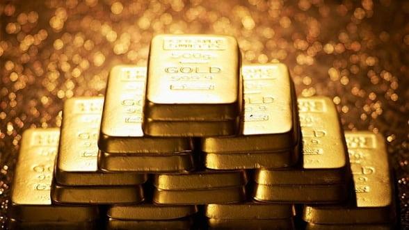 Frica de Grexit declanseaza febra aurului