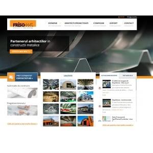 Frisomat Romania lanseaza noul site www.frisomat.ro