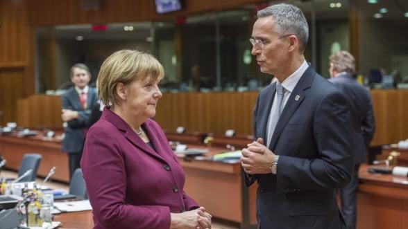Frontul Europa? SUA trimite cel mai mare transport de armament de dupa Al Doilea Razboi Mondial