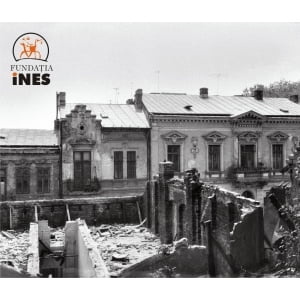 "Fundatia iNES lanseaza albumul ""Bucuresti demolat. Arhive neoficiale de imagine - 1985"""