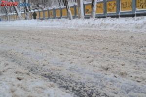 Furia iernii: Cod galben si portocaliu de viscol, ninsoare si polei