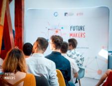Future Makers: Mii de tineri vin cu idei de afaceri pentru viitorul Romaniei