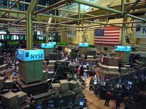 Fuziunea Alpha-Eurobank a crescut Bursa de la New York