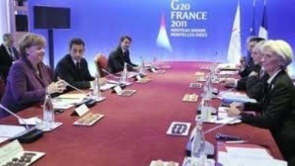 G20: 29 de banci de importanta sistemica vor fi obligate la rezerve de capital mai mari