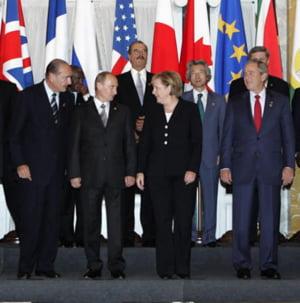 G8 vrea injumatatirea emisiilor de gaze cu efect de sera pana in 2050