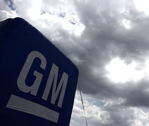 GM, iminenta unui faliment