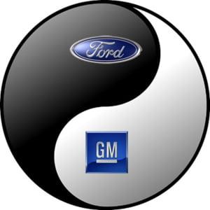 GM a incercat sa fuzioneze cu Ford inainte de a intra in faliment