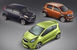 GM vrea sa construiasca in Asia un automobil de 2.800 euro