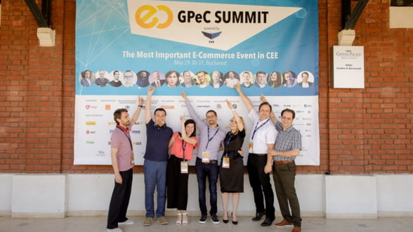 GPeC SUMMIT 29-30-31 Mai, Bucuresti: +1000 de participanti unici, +40 speakeri locali si internationali si 2 masterclass-uri sold out
