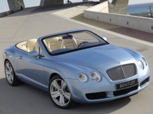GTC Speed, cea mai puternic? decapotabil? Bentley din toate timpurile