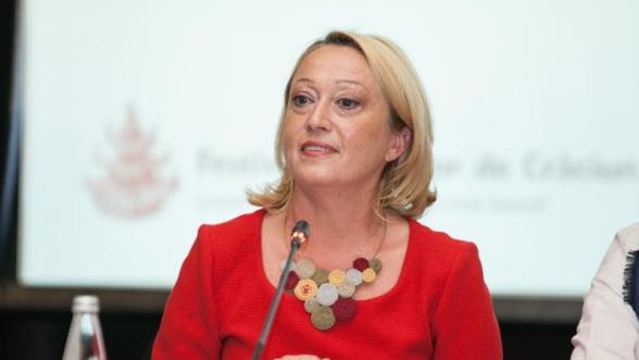 Gabriela Alexandrescu, femeia care conduce Salvati Copiii ca pe un business