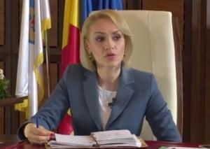Gabriela Firea explica de ce vrea o firma care sa aiba pe mana toate proprietatile Primariei Capitalei