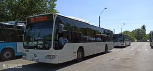 Gabriela Firea vrea sa transforme 600 de autobuze vechi in vehicule pe gaz si in troleibuze. Investitia este estimata la 150 milioane de euro