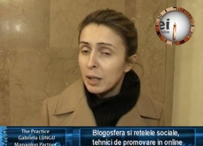 Gabriela Lungu, managing partner The Practice