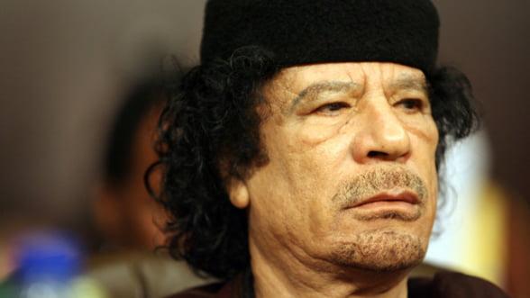 Gaddafi era cel mai bogat din lume?