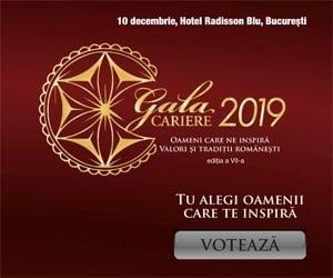 Gala Premiilor Revistei CARIERE- editia a VII-a