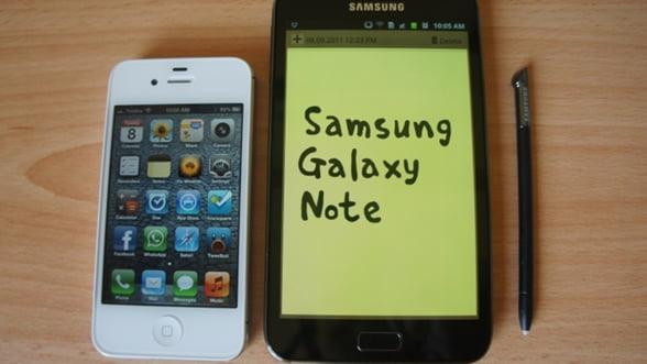 Galaxy Note, telefonul viitorului