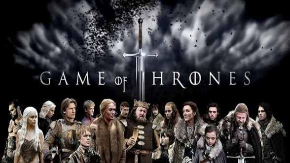 Game of Thrones, cel mai vizionat serial din istoria postului HBO