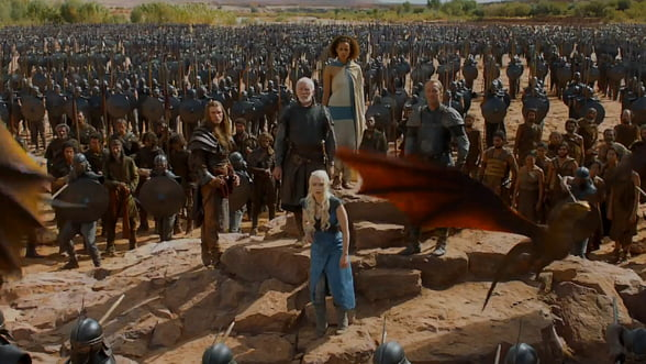 Game of Thrones se preda la scoala: Curs de analiza literara la Universitatea Virginia