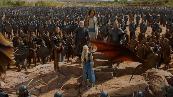Game of Thrones se preda la scoala: Curs de analiza literara la Universitatea Virginia