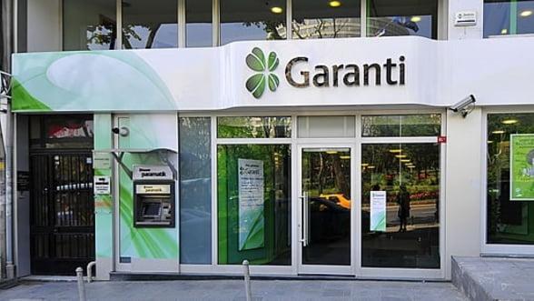 Garanti Bank Romania a primit ratingul BB+ pentru credite pe termen lung