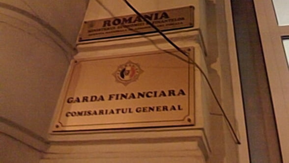 Garda Financiara a instituit masuri asiguratorii pentru 93,7 milioane lei