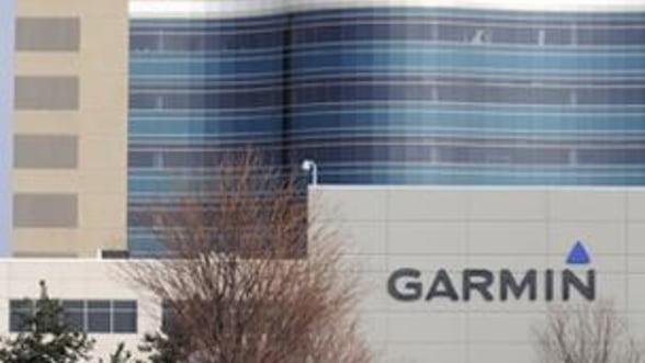 Garmin isi scade vanzarile din cauza diviziei auto