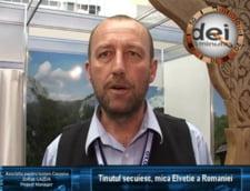 Gazda Zoltan, project manager Asociatia pentru Dezvoltarea Turismului Covasna