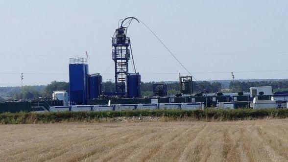 Gaze de sist. Polonia a inceput extractia
