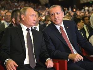 Gazprom a inceput construirea gazoductului TurkStream, care leaga Rusia de Turcia, ocolind Ucraina