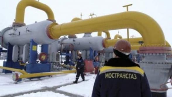 Gazprom nu poate suplimenta livrarile de gaze in UE
